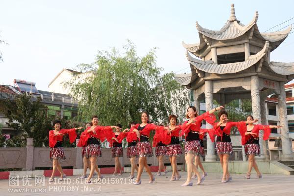 诸暨全堂村丰富的村民文化