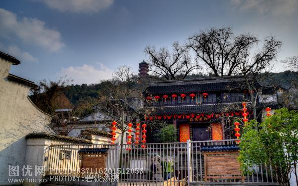 江苏-无锡-惠山古镇